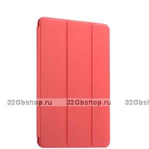 Красный чехол книжка Smart Case для iPad 10.2 2019