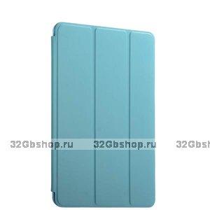 Голубой чехол книжка Smart Case для iPad 10.2 2019