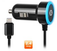 Автомобильное зарядное устройство для iPad mini Dexim DCA288-B (2.4A)