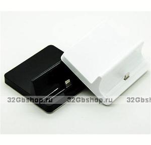 Док станция для iPad Mini / iPad 4 - Docking Station with Lightning for iPad - белая