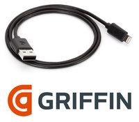 Кабель Lightning to USB Griffin для iPhone 5 GC36631