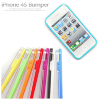 Бампер Vser для iPhone 4 / 4S красный
