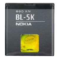 Аккумулятор Nokia BL-5K (для Nokia N85 / 86 / C7-00) оригинал