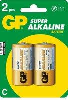 Батарейка GP LR14-2BL