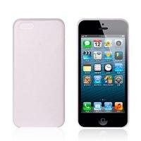 Ультратонкий чехол накладка для iPhone 5c прозрачный