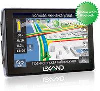 GPS навигатор LEXAND STR-7100 HD