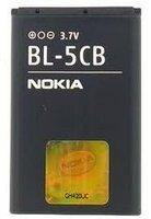 Аккумулятор Nokia BL-5CB (АКБ для телефонов Nokia E50 / E60 / N70 / N71 / N72 / N91) оригинал