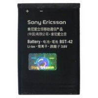 Аккумулятор Sony Ericsson BST-42 для мобильного телефона Sony Ericsson J132i