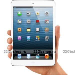 Apple iPad mini 32GB Wi-Fi white белый