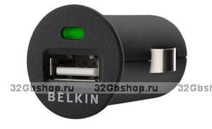 Зарядное устройство BELKIN Micro Auto Charger для iPhone 5