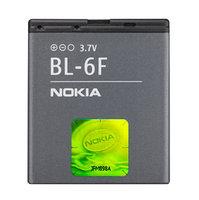 Аккумулятор оригинальный Nokia BL-6F (для Nokia N95 8Gb / N78 /N79)