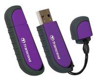 USB 4GB Transcend V70 фиолетовый