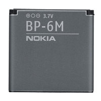 Аккумулятор оригинальный Nokia BP-6M (для мобильных телефонов Nokia 3250 / N73)