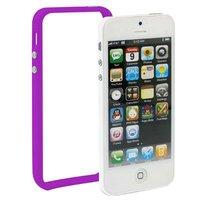 Бампер для iPhone 5 / 5s / SE фиолетовый