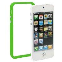 Бампер для iPhone 5 / 5s / SE зелёный