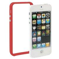 Бампер для iPhone 5 / 5s / SE красный