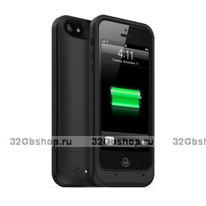 Чехол аккумулятор для iPhone 5s / 5 / SE - Juice Pack Plus Black for iPhone 5s / 5 / SE - 2000mAh
