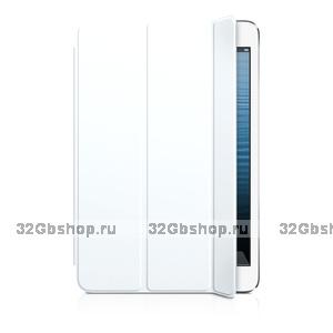 Чехол для iPad mini 3 / mini 2 retina - Smart Cover White - белый