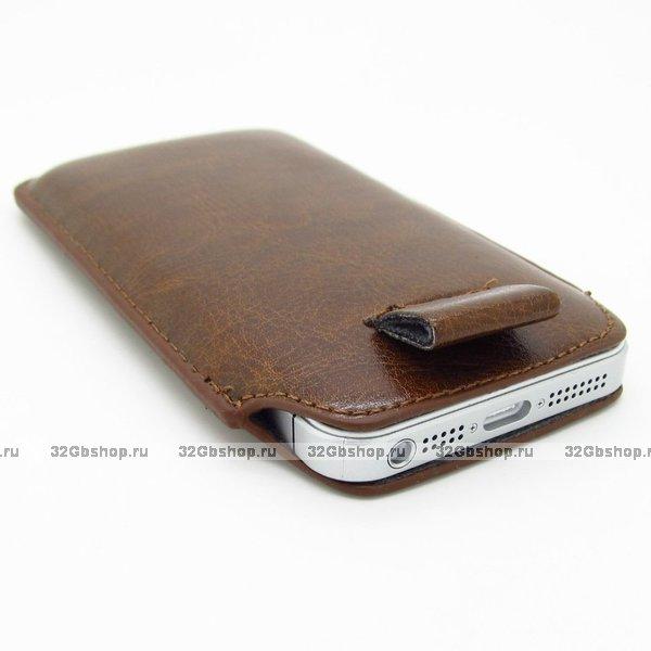 Чехол кармашек для iphone мобильные телефоны samsung e2222