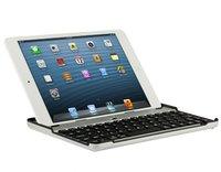 Чехол клавиатура для iPad mini черная с русскими буквами - Bluetooth Keyboard Case Black