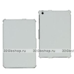 Чехол книга Armor Case Lux для iPad mini белый