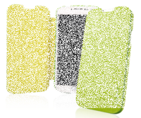 Чехол книга Baseus Ultrathin Case Green для Samsung Galaxy S4 - зеленый