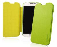 Чехол книга Baseus Ultrathin Case Green для Samsung Galaxy S4 - зеленый