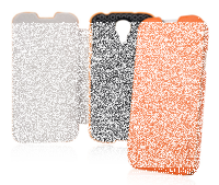 Чехол книга Baseus Ultrathin Case Orange для Samsung Galaxy S4 - оранжевый