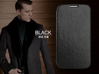 Чехол книжка Kalaideng Enland Black для Samsung Galaxy S4 черный