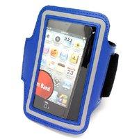 Чехол на рукав Armband Sport Case Blue для iPhone 5 / 5s / SE - синий