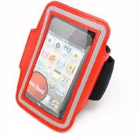 Чехол на рукав Armband Sport Case Red для iPhone 5 / 5s / SE - красный