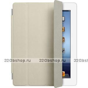 Чехол для iPad mini Smart Cover Cream кремовый