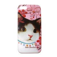 Накладка Jetoy для iPhone 5 / 5s / SE котик