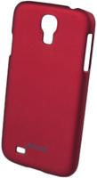 Пластиковый чехол накладка Jekod для Samsung Galaxy S4 - красный