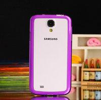 Фиолетовый ультратонкий бампер для Samsung Galaxy S4 - Ultra Thin Bumper Purple