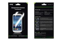 Глянцевая защитная пленка Ainy для Samsung Galaxy S4 zoom