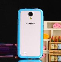 Голубой ультратонкий бампер для Samsung Galaxy S4 - Ultra Thin Bumper Light Blue