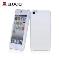 Задняя накладка для iPhone 5 / 5s / SE HOCO кожа белая