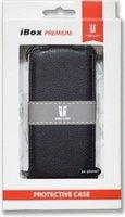 Чехол-книжка iBox Premium для iPhone 5 / 5s / SE черный