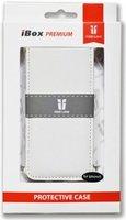 Чехол-книжка iBox Premium для iPhone 5 / 5s / SE белый