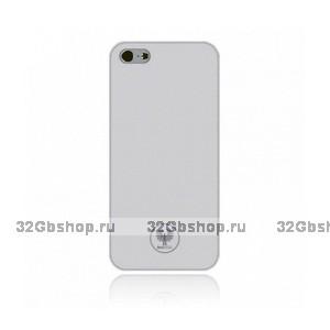 Задняя накладка Red Angel для iPhone 5 / 5s / SE белая Ultra Thin