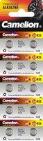 Элемент питания Camelion G6 (371A / LR920 /171 батарейка для часов)