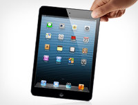 Apple iPad mini 16GB Wi-Fi black черный