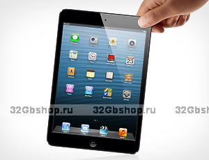 Apple iPad mini 64GB Wi-Fi black черный