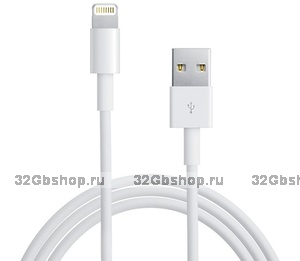 Кабель Lightning to USB для Apple iPhone 5 / 5s / 6 / 6s / 7 / 8 Plus / X / Xs / Xr / 11 - iPad Air / iPad mini