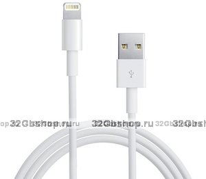 Кабель для iPad 4 - Lighting 8pin-USB оригинал