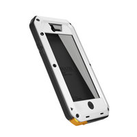 Противоударный защитный чехол TAKTIK EXTREME White для iPhone 5 / 5s / SE
