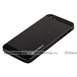Накладка Bubble Pack для iPhone 5 / 5s / SE - черная