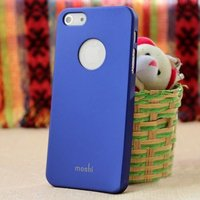 Накладка Moshi iGlaze 5 для iPhone 5 / 5s / SE синяя