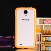 Оранжевый ультратонкий бампер для Samsung Galaxy S4 - Ultra Thin Bumper Orange